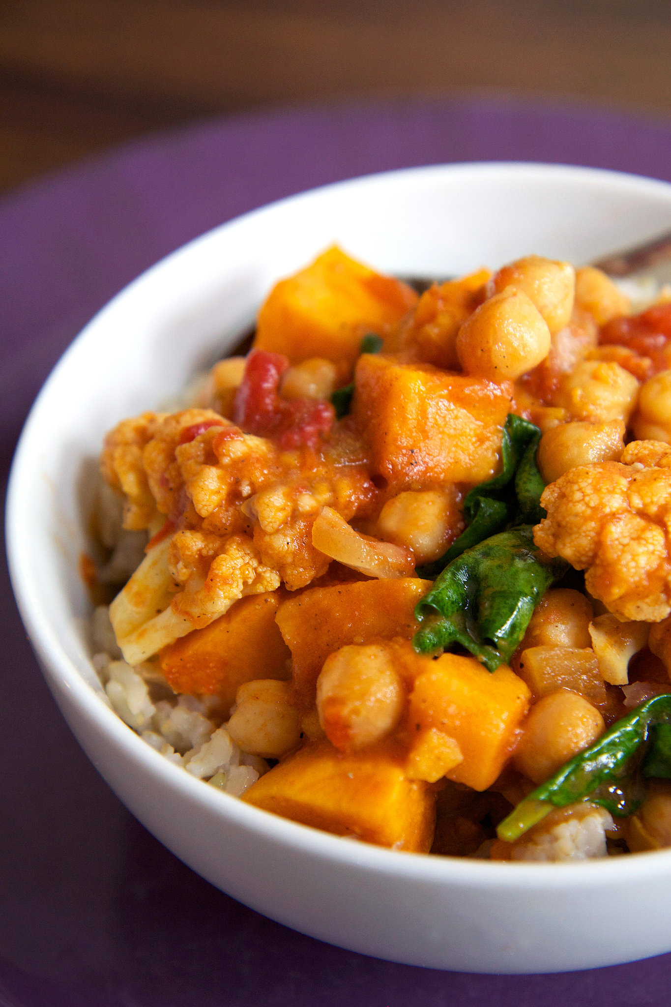 This Creamy Vegan Curry Is Comfort in a Bowl