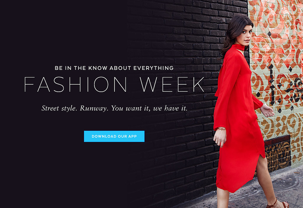 Our New App Will Give You VIP Access to Everything NYFW