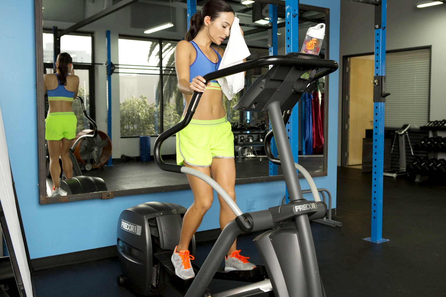 "What the ""Fat-Burning Zone"" Option on Your Favorite Gym Machine Actually Means"