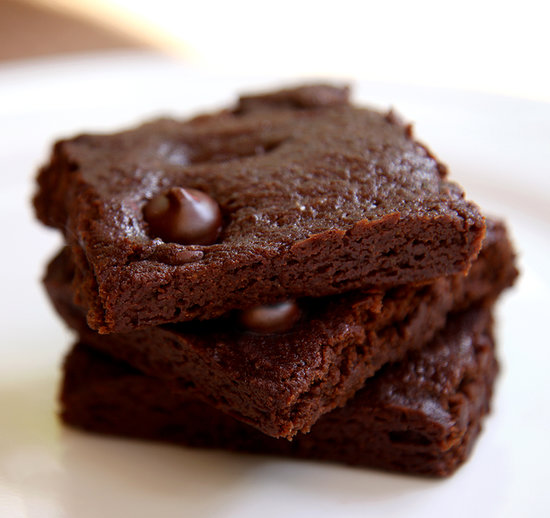 Double Fudge Brownies With a Secret Ingredient