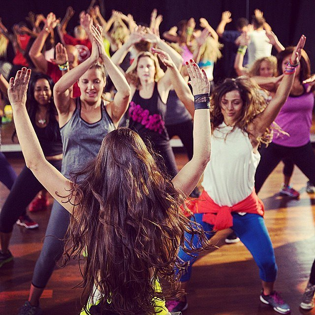 Your Zumba Habit Is Scientifically Proven to Make You Happier