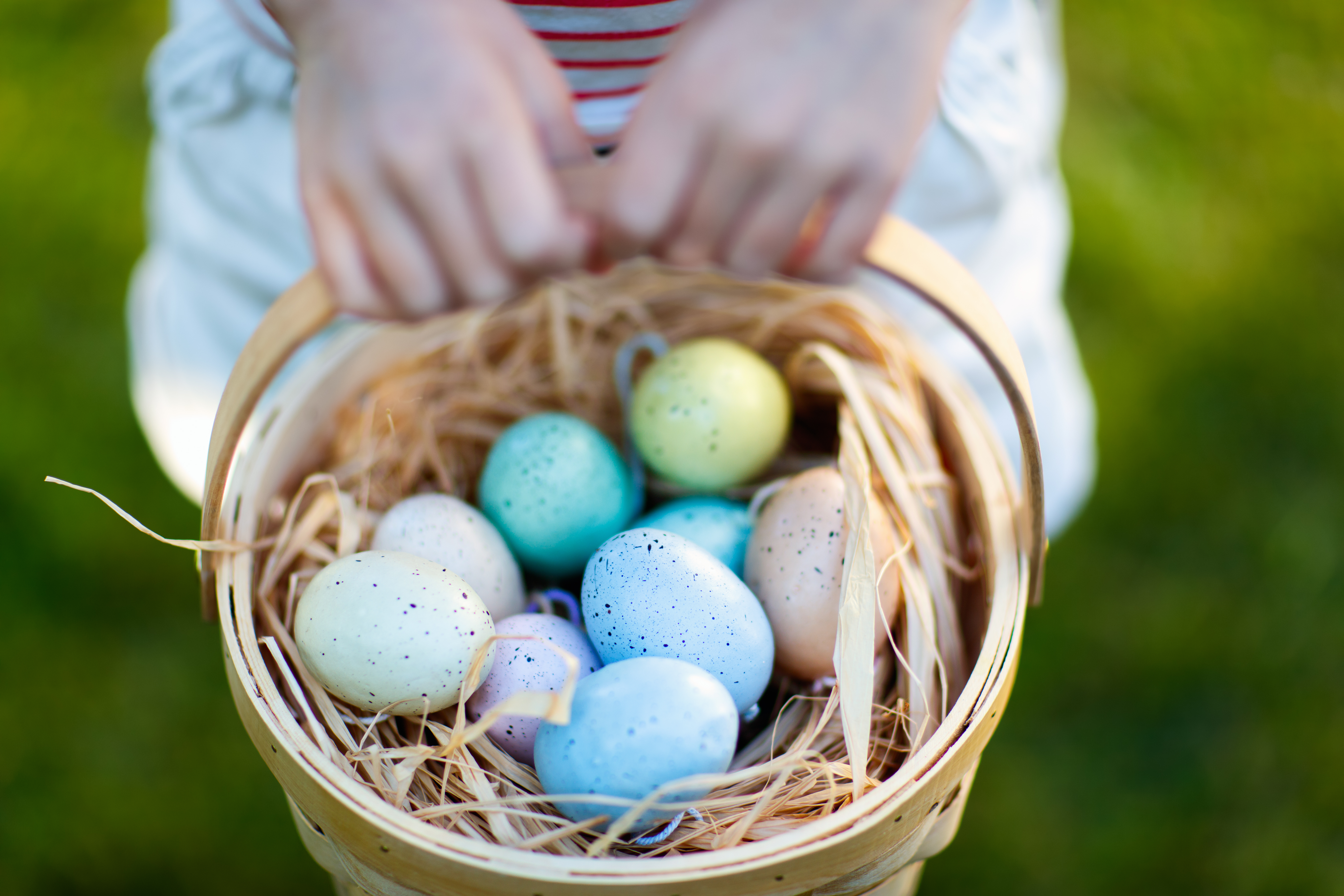 Now Adults Can Participate in the Annual Easter Egg Hunt With This Workout