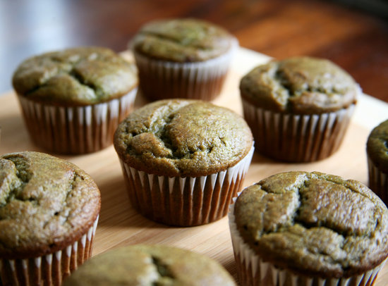 These Banana and Spinach Smoothie Muffins Are a Healthy Way to Mix Up Your Routine