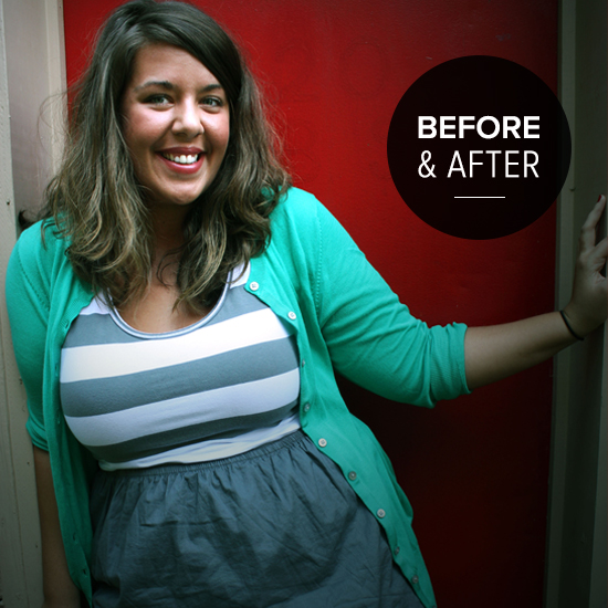 Before and After: How Ashley Went From a Size 20 to a Size 4