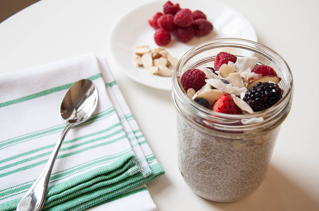 The Basic Coconut Chia Pudding Recipe You Need in Your Life
