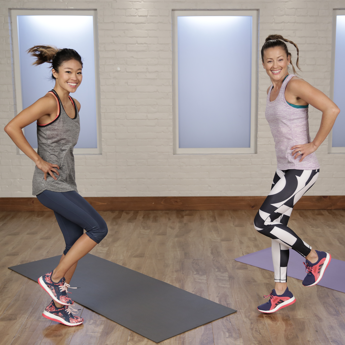 Runners! Stay Injury-Free With This 10-Minute Workout