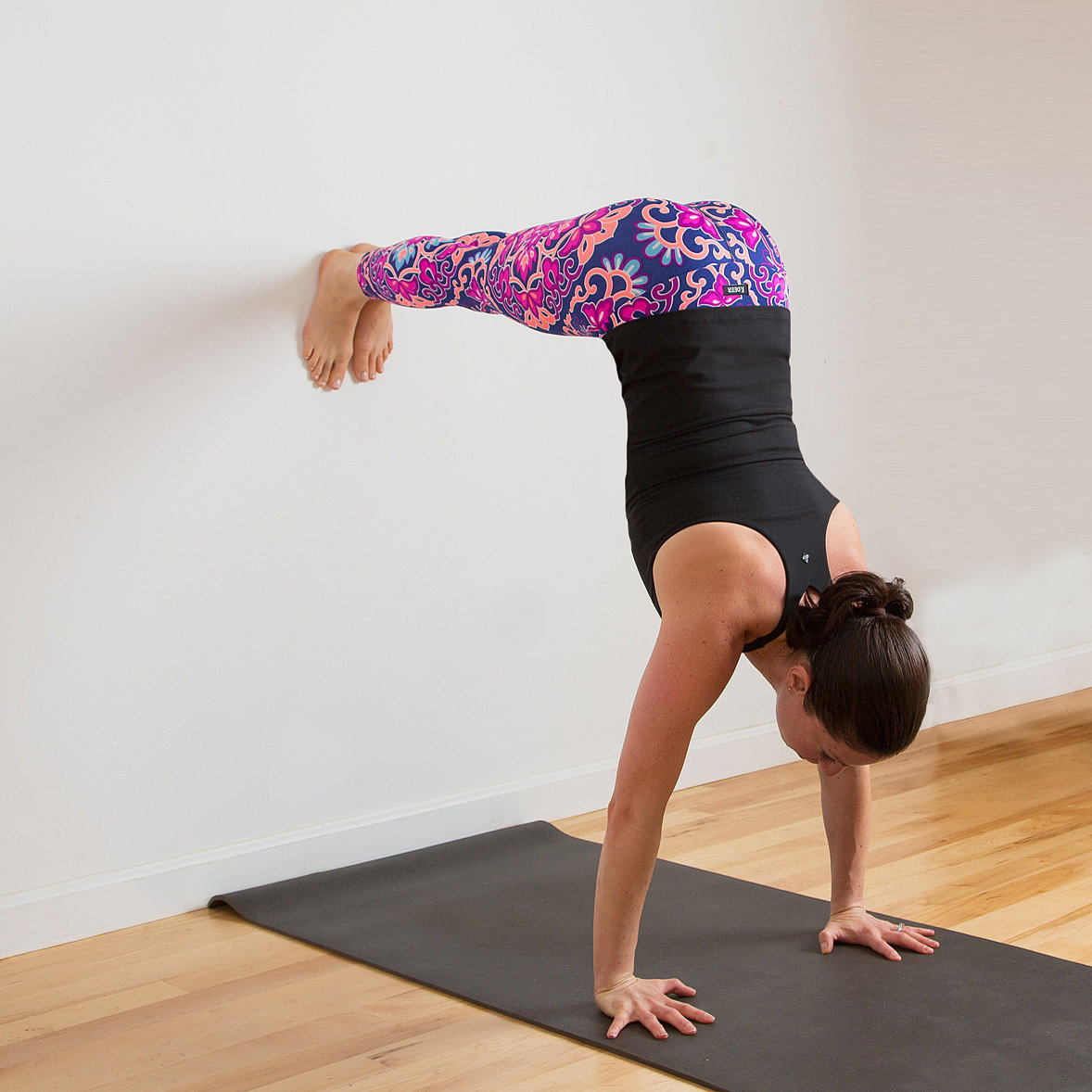 "Build Up Your Core and Confidence – the ""L"" Handstand"