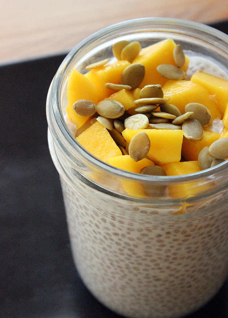 Low in Calories and Filling, This Chia Pudding Is a Perfect Breakfast