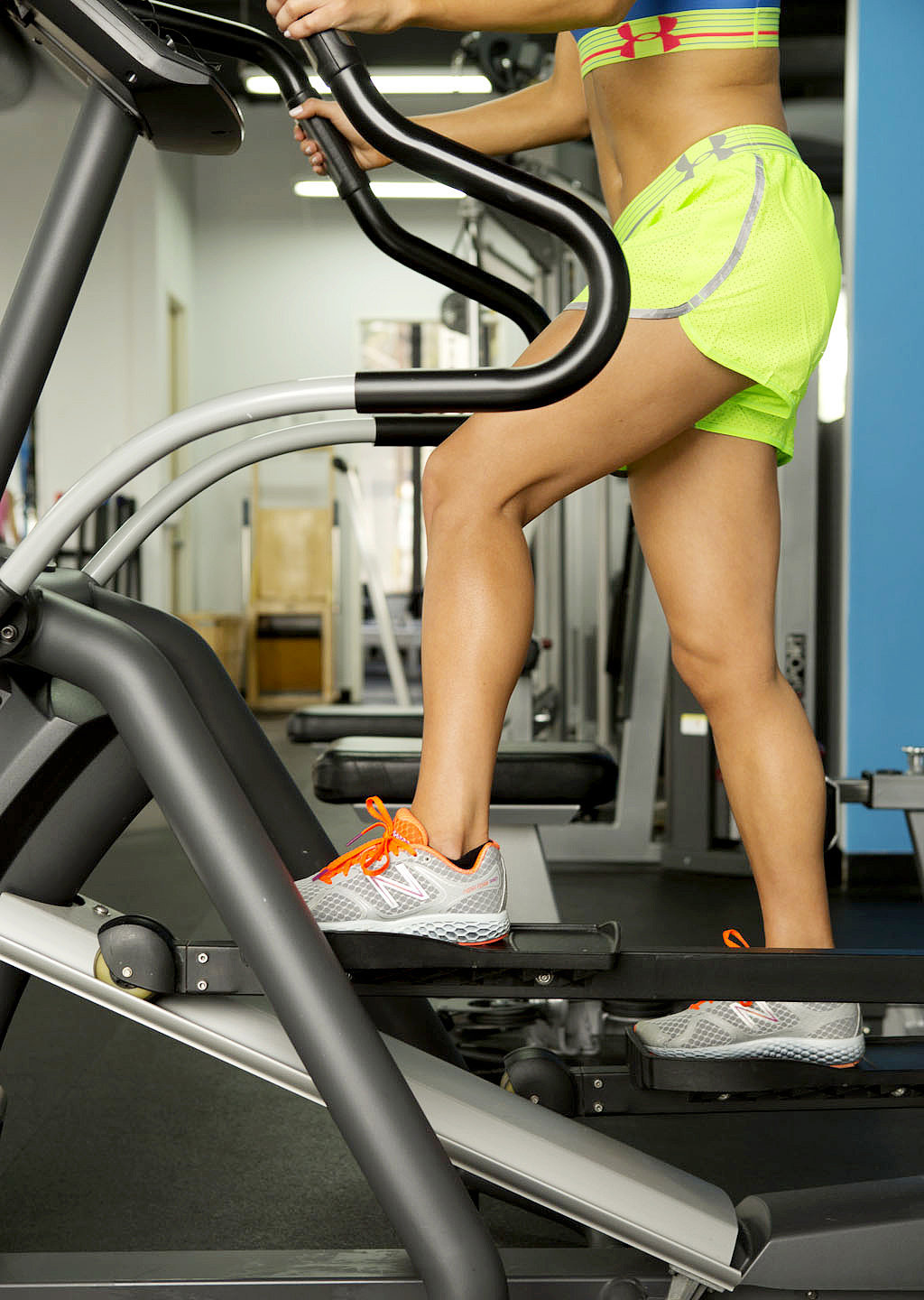 Think Beyond the Treadmill: 45-Minute, 3-Machine Cardio Workout