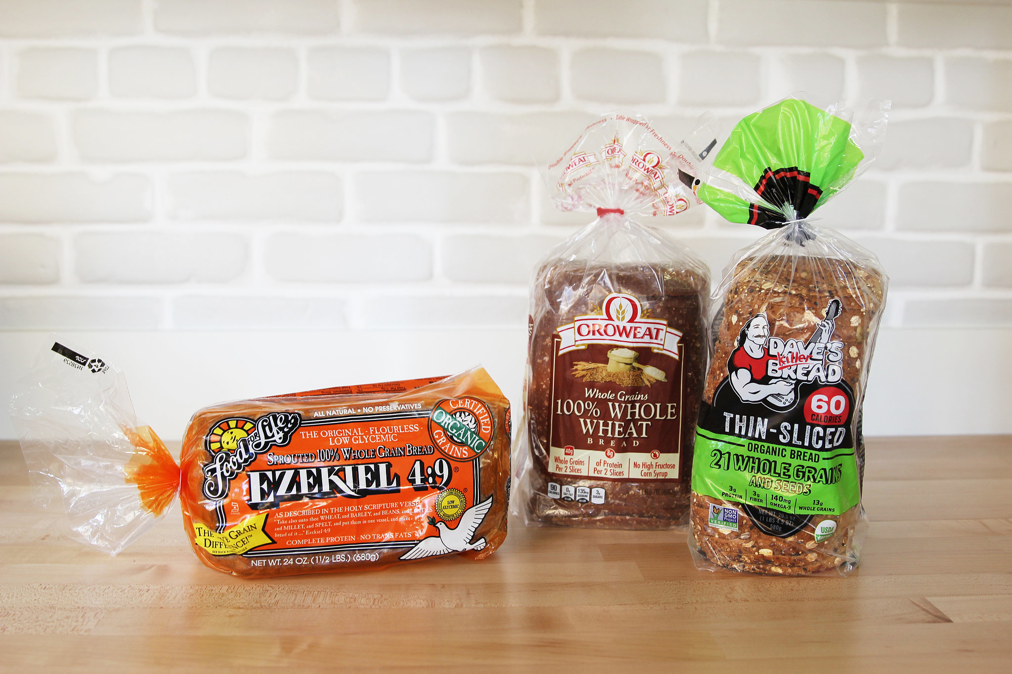 A Nutritionist's Picks For the Healthiest Bread