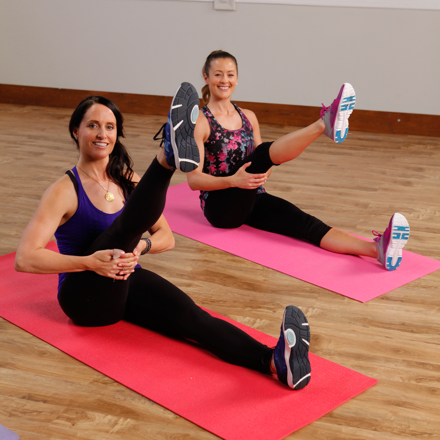 Elongate Your Limbs With This Supermodel-Approved Stretch Session