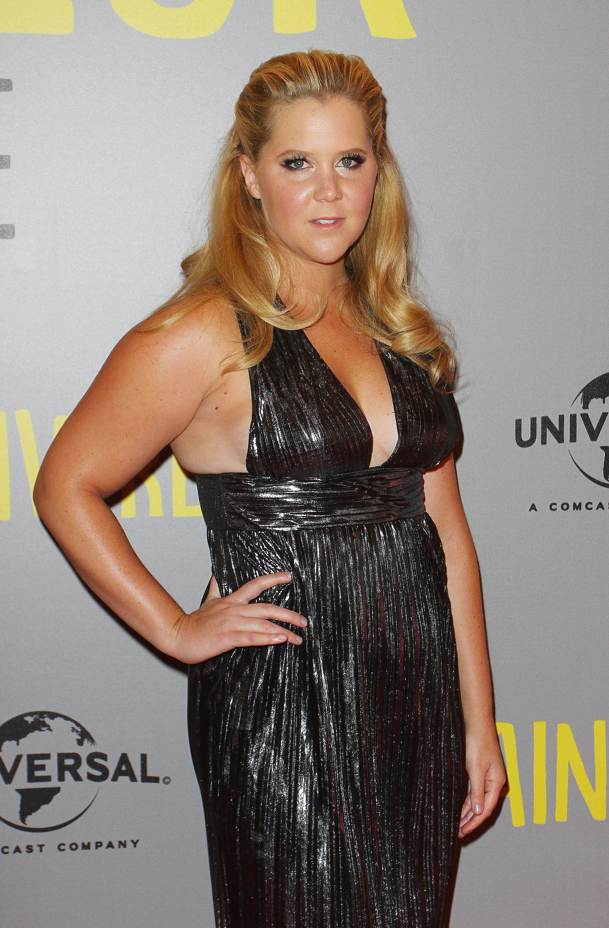 Amy Schumer Is Not Cool With Being Called Plus-Size