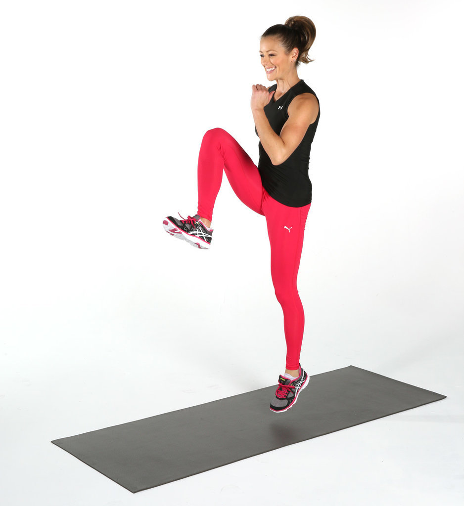 Burn Major Calories With These Heart-Pumping Plyo Exercises