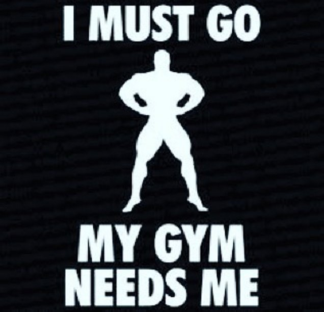 Funny Quotes For All You Gym Rats