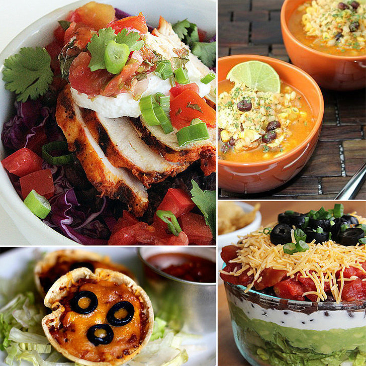 20 Healthy Mexican Recipes For Cinco de Mayo
