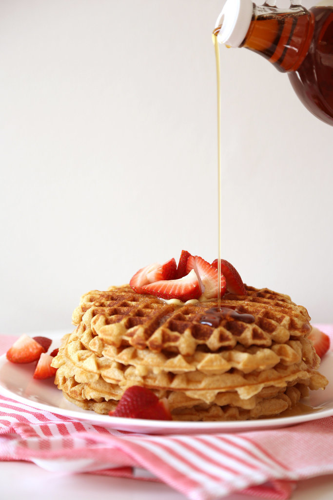 9 Healthy Waffles to Jump-Start Your Morning