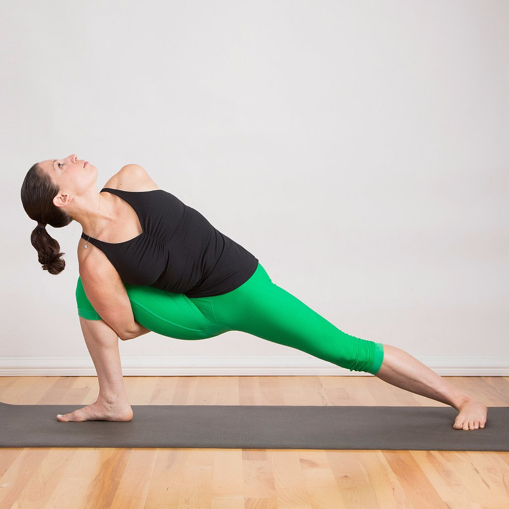 This 13-Pose Sequence Makes It Easy to Build Up to Bound Side Angle