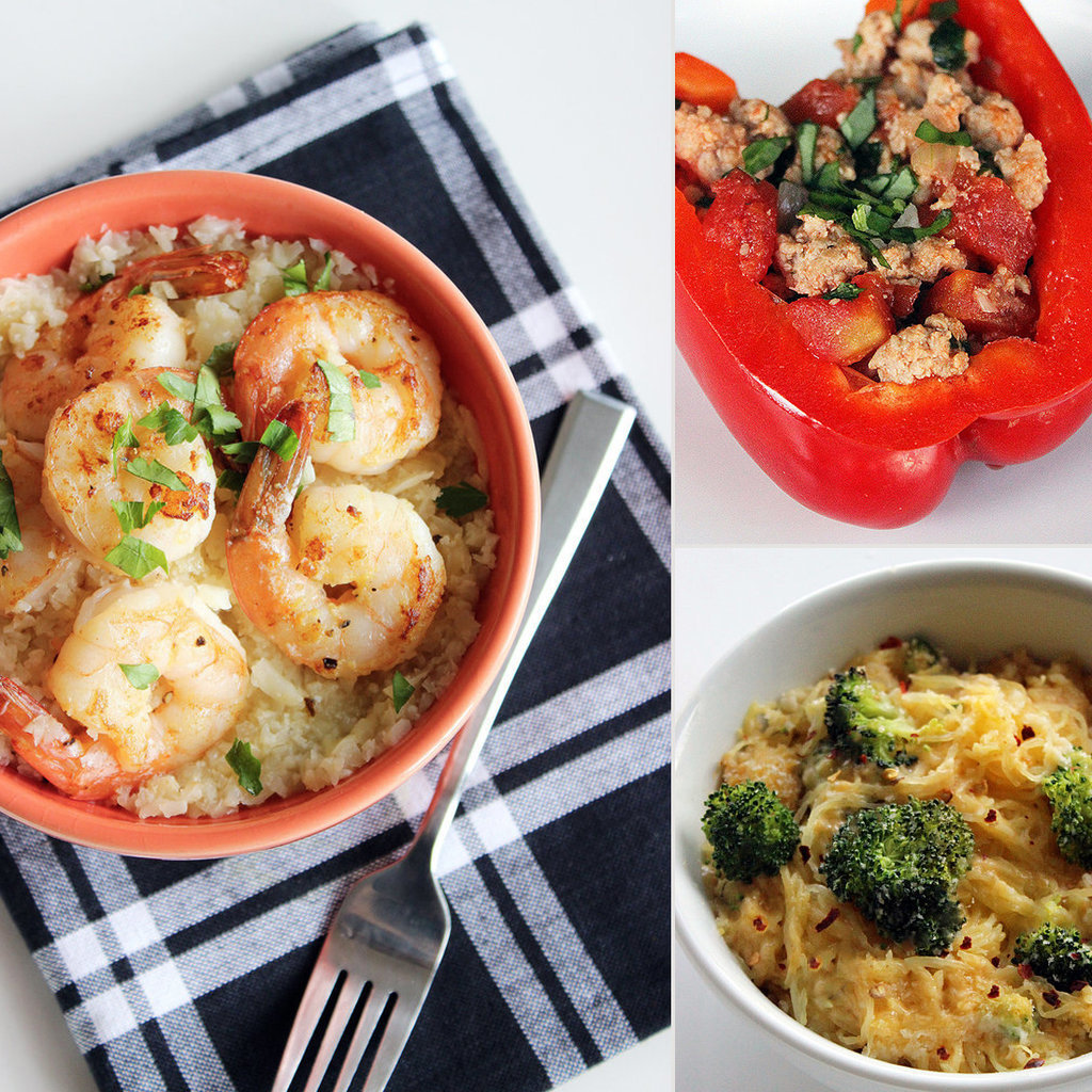 Low-Carb Dinner Recipes You'll Want to Add to Your Rotation