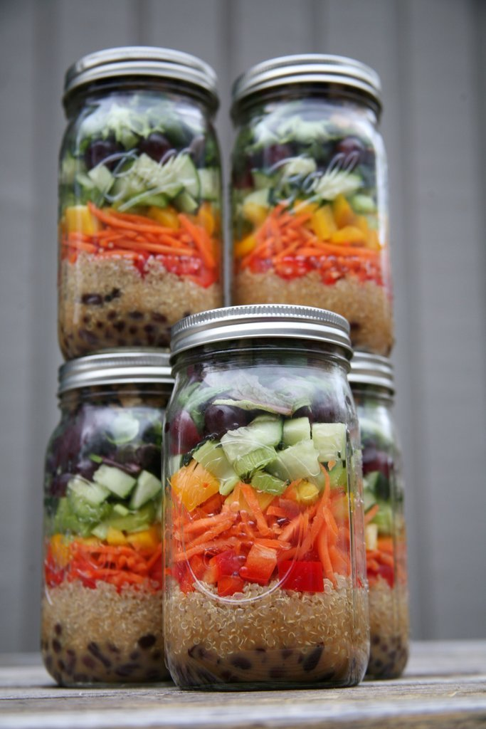 Make Salads Faster and Healthier With These Amazing Hacks