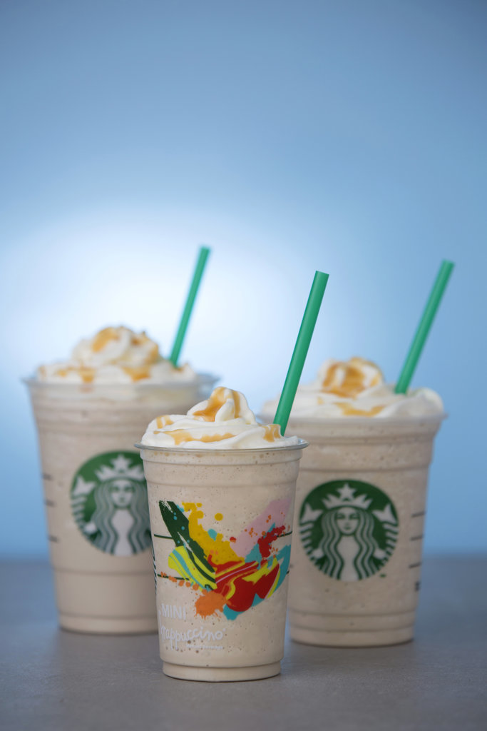 These Starbucks Mini Frappuccinos Are Under 150 Calories