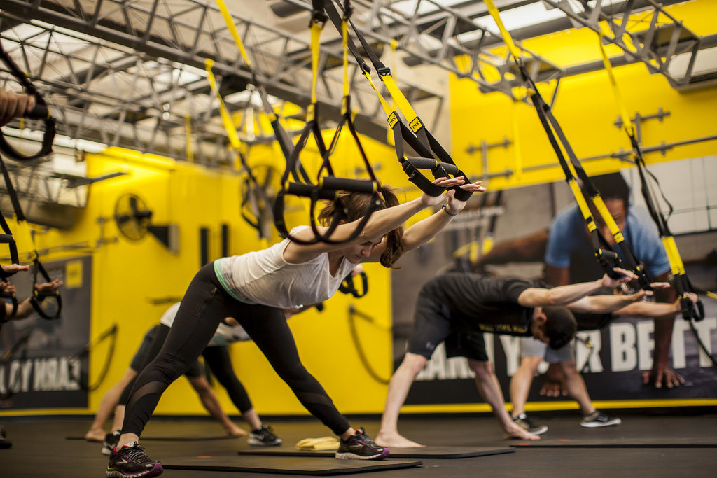 Increase Flexibility and Strength With These TRX Yoga Moves