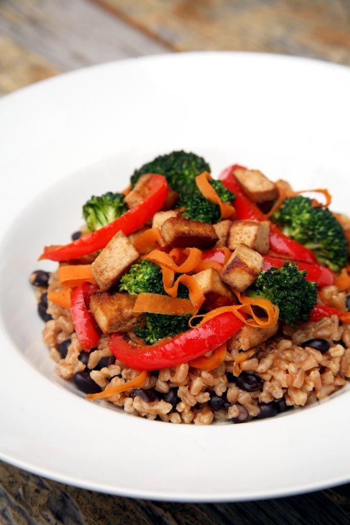 Healthy Vegan Dinner Recipes That Aren't Pasta