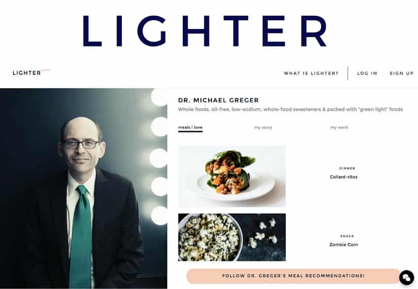 Free Meal Plan with Dr. Greger-Approved Recipes