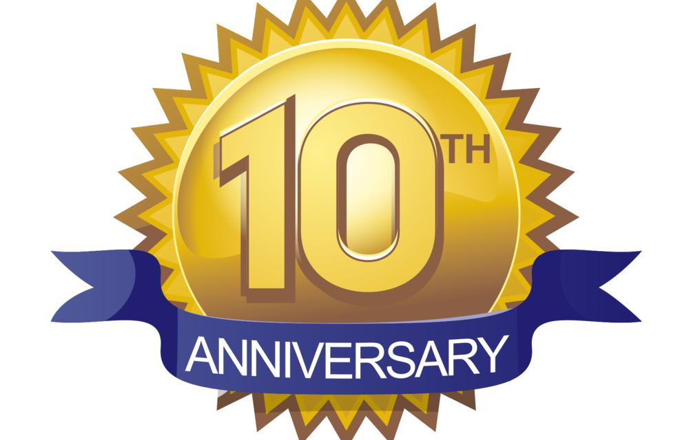 This blog's 10th anniversary week: how it started