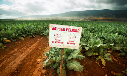 Glyphosate: Why Eating Organic Really Does Matter