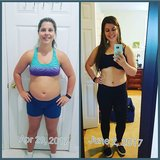 In 1 Month, This Woman Shrunk Her Belly By Eating More